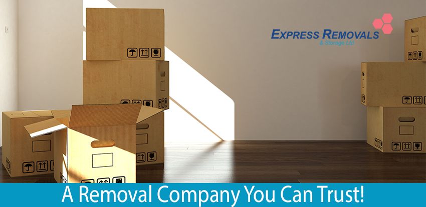A Removal Company You Can Trust!