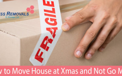 How To Move House At Xmas And Not Go Mad!