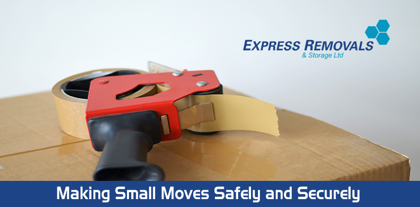 Making Small Moves Safely and Securely