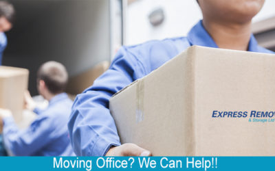 Moving Office? We Can Help!!
