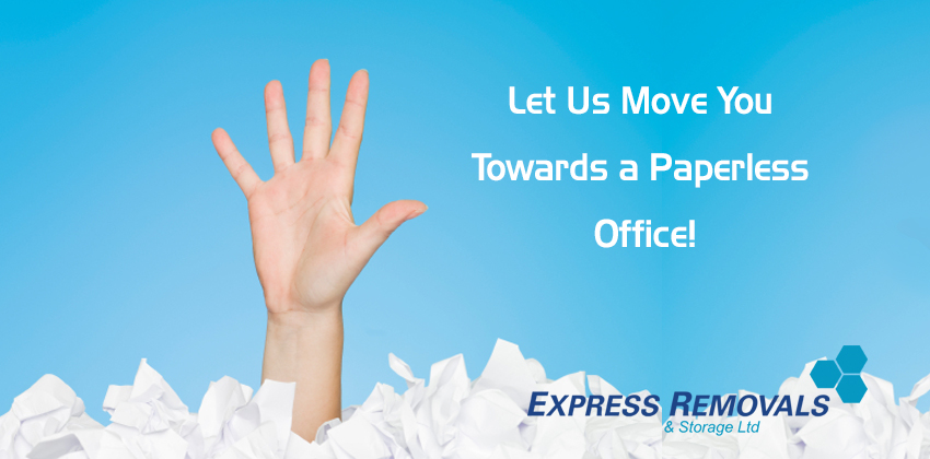 Moving You Towards a Paperless Office!