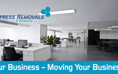 Our Business – Moving Your Business!