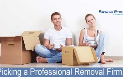 Picking A Professional Removal Firm!