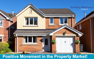 Positive Movement In The Property Market!