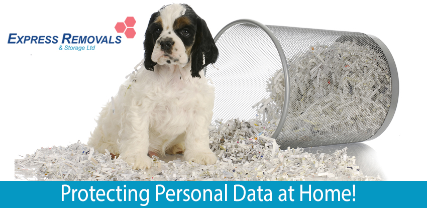 Protecting Personal Data at Home!