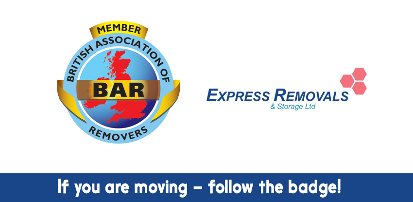 If You Are Moving – Follow The Badge!