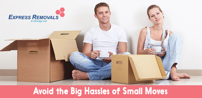 Avoid the Big Hassles Of Small Moves